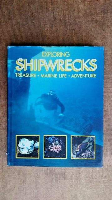 Exploring Shipwrecks by Keith Morris (Hardback, 1993)